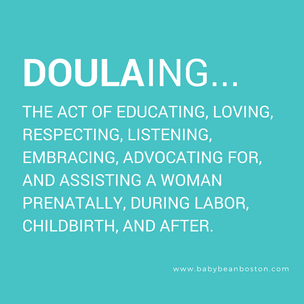 boston doula services